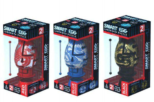 Hlavolam Smart Egg Labyrint v labyrintu 10 cm