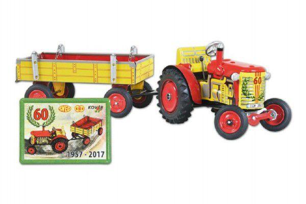 KOVAP Traktor Zetor s valníkem jubilejní