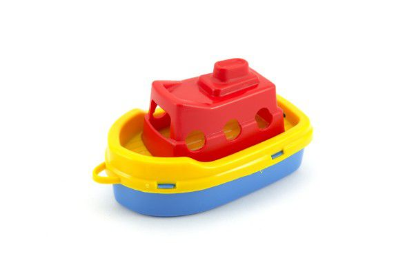 Loď/Lodičky do vody 3ks plast 14cm v sáčku