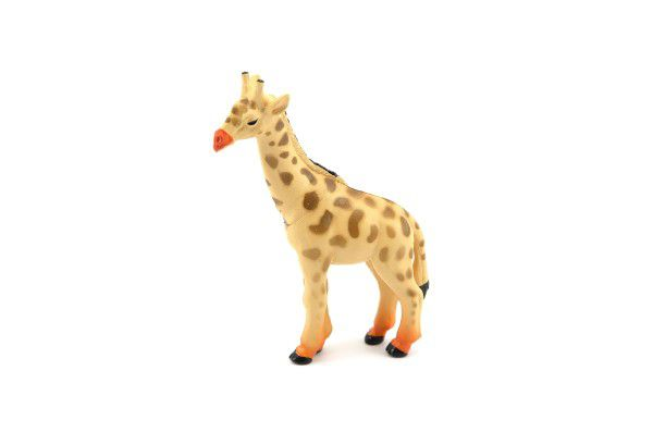 Zvířátka safari plast 6ks v sáčku 16x24x5cm