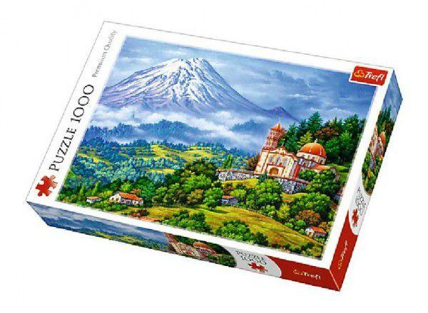 Puzzle Krajina 1000 dílků 68,3x43cm v krabici