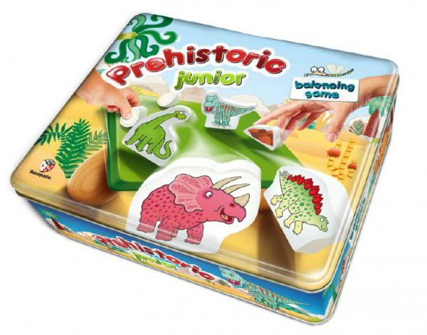 Bonaparte Balance game: Prehistoric Junior