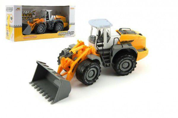 Teddies Auto stavební nakladač 35 cm