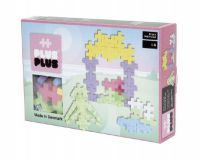 Stavebnice Plus-Plus Midi Pastel 50ks Altán v krabičce 24x16x5cm
