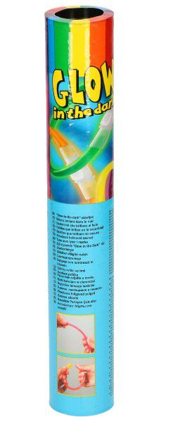 Svítící tyčinky náramek 36ks v tubě
