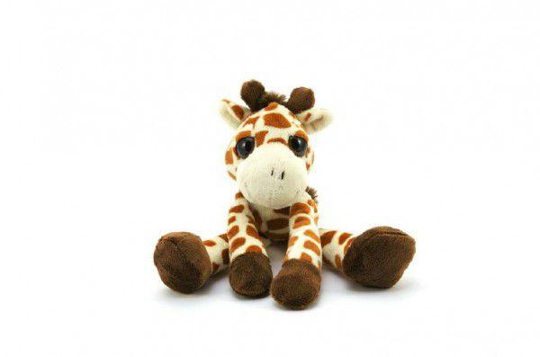 Žirafa dlouhé končetiny plyš 28cm