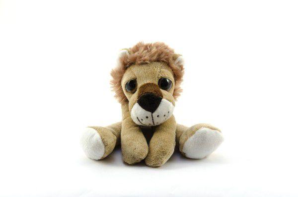 Lev dlouhé končetiny plyš 25cm