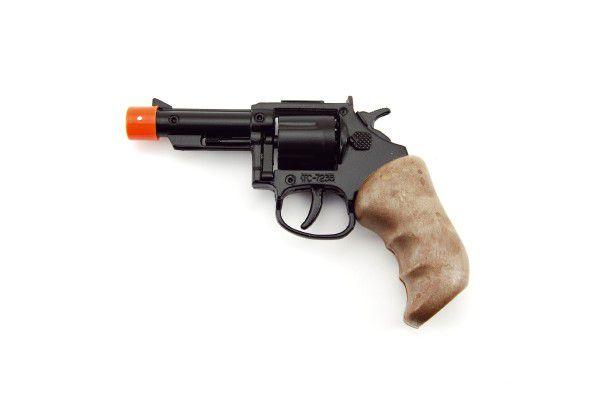 Pistole kapslovka kov 11 cm 8 ran na kartě