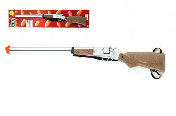 Rock David pistole puška kapslovka 65cm kov 8 ran na kartě