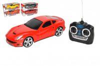 Auto RC plast 23cm na baterie asst 3 druhy v krabici