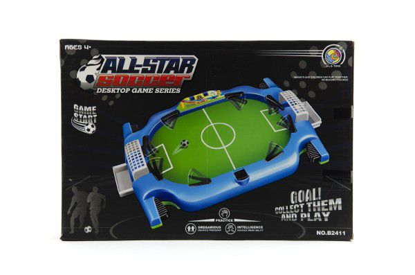 Fotbal plast v krabici 37x26x7cm