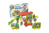 Moje první zahrada pěna 25ks v krabici 30x20x7cm 0+