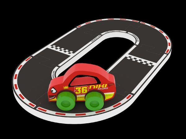 Závodní okruh Racing Buddies + auto
