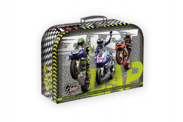Školní kufřík motorky MOTO GP 25x19cm