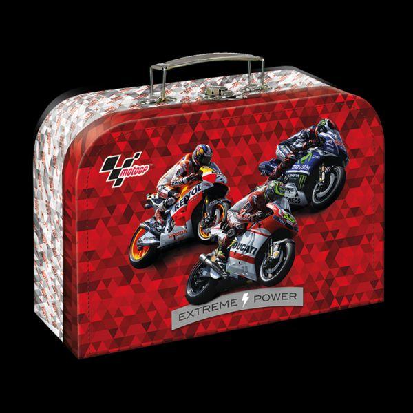 Školní kufr motorky MOTO GP 35x23x