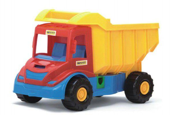 Wader Auto multitruck sklápěč plast 38cm asst 3 barvy 12m+