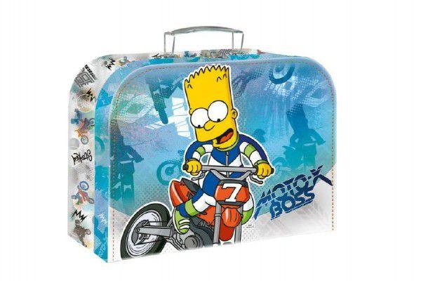 Teddies Školní kufřík Simpsonovi