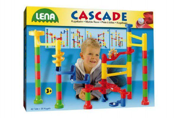Lena 65202 Kuličková dráha Cascade velká