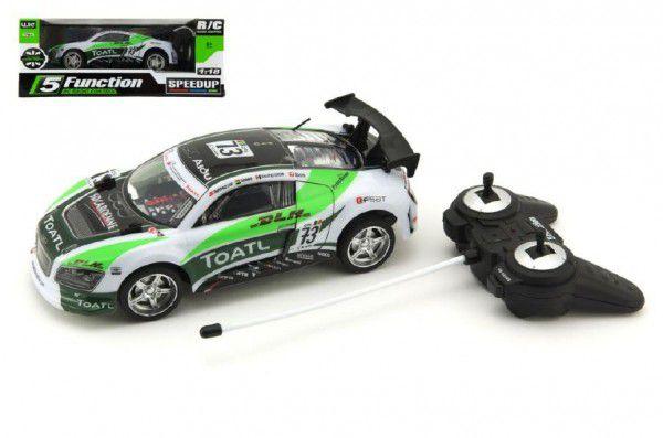 Teddies Auto RC 25cm plast zrychlující 1:18 na baterie 27MHz