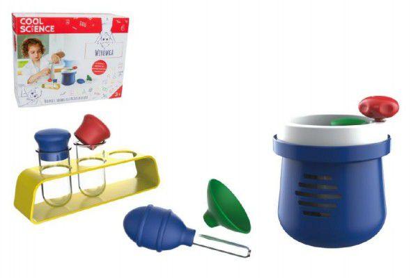 Cool Science Centrifuga/Odstředivka s příslušenstvím plast v krabici 33x27cm
