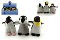 Tučňák plyš 12cm