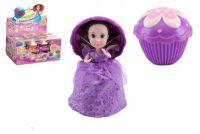 Panenka/Cupcake plast 15cm vonící asst 12 druhů v krabičce 12ks v boxu