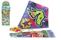 Drak létající Diamant plast 61x66cm asst 6 druhů