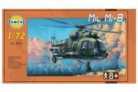 Model Mil Mi-8 1:72 25,5x29,5 cm v krabici 34x19x6cm
