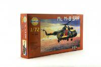 Model Mil Mi-8 SAR 1:72 25,5x29,5 cm v krabici 34x19x6cm