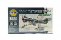 Model Hawker Tempest MK.V HI TECH 1:72 14,2x17,3cm v krabici 25x14,5x4,5cm