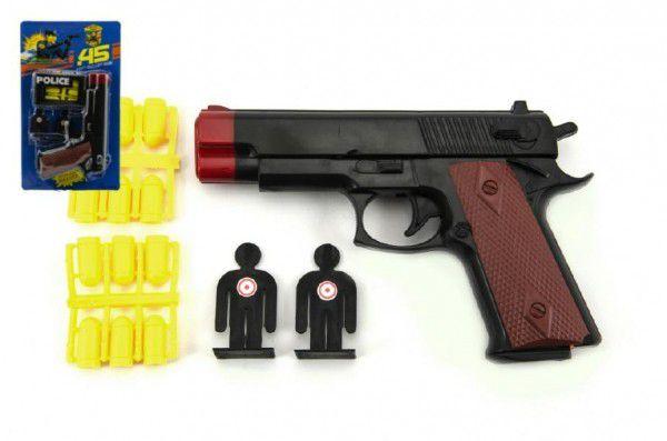 Pistole špuntovka s náboji, 15 cm