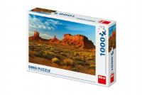 Puzzle Monument Valley, Arizona 66x47cm 1000 dílků v krabici 32x23x7,5cm