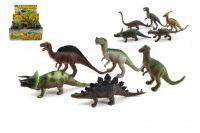 Dinosaurus plast 20cm asst 24ks v boxu
