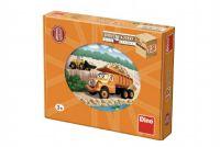 Teddies Tatra 12 Kostky kubus dřevo