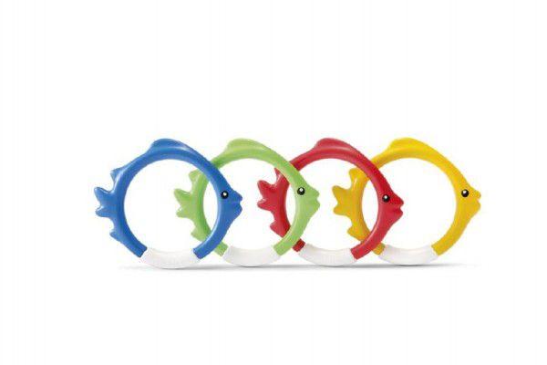 Intex Zábavné plastové kroužky pro potápění
