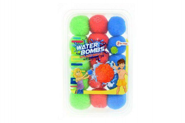 Teddies 58406 Vodní bomby průměr 5cm