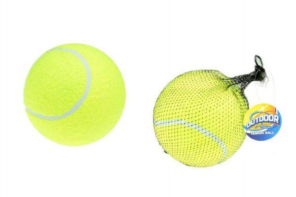 Teddies 58421 Tenisový míček mega 15cm