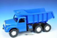 Teddies Tatra 148 Auto plast 73cm v krabici - modrá