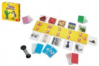 Teddies Kdo páruje vyhrává společenská hra v krabici 24x24x5cm