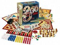 Teddies Soubor her 300 společenská hra v krabici 32x36x7cm