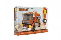 Stavebnice Dromader Auto Stavební 29411 155ks v krabici 25,5x18,5x4,5cm