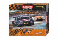 Teddies Autodráha Carrera GO!!! 62448 DTM Speed Club 8,9m v krabici 60x50x11cm