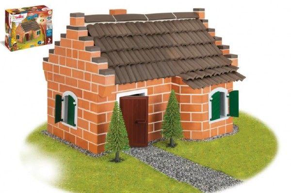 Stavebnice Teifoc - Historický dům