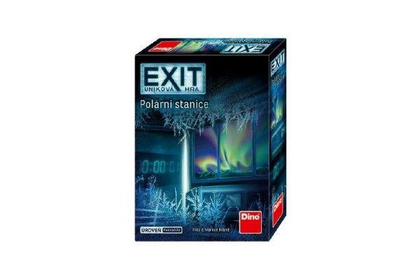 Úniková hra Exit: Polární stanice