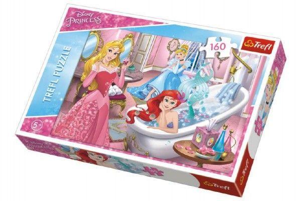Puzzle Princezny Disney 160 dílků v krabici