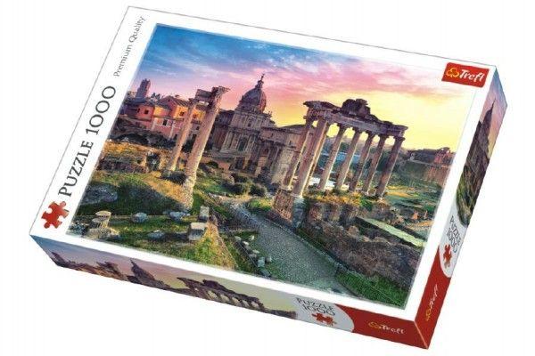 Teddies Puzzle Řím, 1000 dílků, 683 x 480 mm
