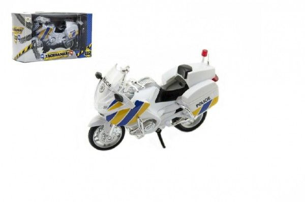 Motorka Záchranáři 112 policie