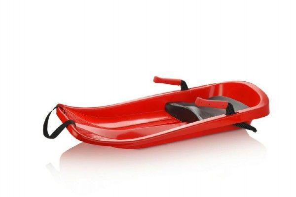 Boby Champion se sedátkem plast 85x40cm červené v sáčku