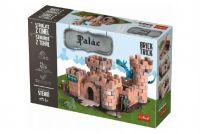 Stavějte z cihel Palác stavebnice Brick Trick v krabici 40x27x9cm