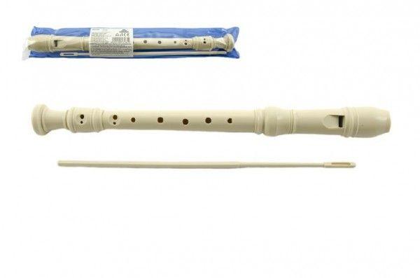 Flétna plast 30 cm v plastovém obalu